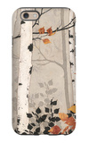 Birch Damask iPhone 6 Case by Melissa Pluch