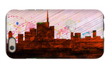Milan City Skyline iPhone 6 Case by  NaxArt