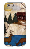 Cabin in the Woods I iPhone 6 Case by Nicholas Biscardi