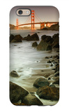 Baker Beach and the Golden Gate Bridge iPhone 6 Case by Vincent James