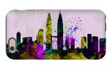 Kuala Lumpur City Skyline iPhone 6 Case by  NaxArt