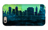 Tulsa City Skyline iPhone 6 Case by  NaxArt