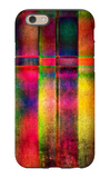 Art Abstract Colorful Background iPhone 6 Case by Irina QQQ