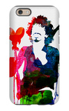 Santana Watercolor iPhone 6 Case by Lora Feldman