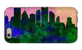 Pittsburgh City Skyline iPhone 6 Case by  NaxArt