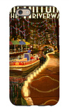 The Riverwalk - San Antonio, Texas iPhone 6 Case by  Lantern Press