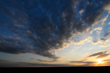 A Giant Cloud Scape at Sunrise Photographic Print by Michael Forsberg
