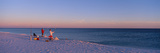 Surf Fishing at Santa Rosa Island Near Pensacola, Florida Photographic Print by Panoramic Images