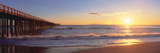 Ventura Pier at Sunset, California Photographic Print by Panoramic Images