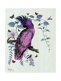 Pink Parrot Posters av  Fab Funky