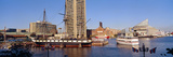 Uss Constellation, Inner Harbor, Baltimore, Maryland Photographic Print by Panoramic Images