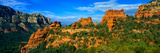 Panoramic View, Sedona, Arizona Photographic Print by Panoramic Images