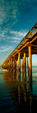Pier in the Pacific Ocean, Cayucos Pier, Cayucos, California, Usa Photographic Print by Panoramic Images