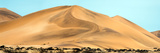 View of Dunes, Walvis Bay, Namibia Photographic Print by Panoramic Images