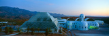 Biosphere 2 at Sunset, Arizona Photographic Print by Panoramic Images