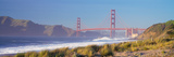 View of the Golden Gate Bridge, San Francisco, California, Usa Photographic Print by Panoramic Images