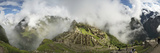 Clouds Drift over the Inca Ruins of Machu Picchu Photographic Print by Jim Richardson