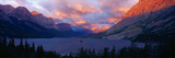 St. Mary Lake, Glacier National Park, Montana Photographic Print by Panoramic Images