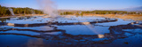 Great Fountain Geyser, Yellowstone National Park, Wyoming, Usa Photographic Print by Panoramic Images