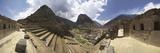 The Pre-Columbian Inca Ruins of Machu Picchu Photographic Print by Jim Richardson