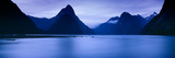 Mountains at Dawn, South Island, New Zealand Photographic Print by Panoramic Images