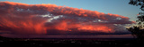Stormy Weather at Sunset, Cannes, Provence-Alpes-Cote D'Azur, France Photographic Print by Panoramic Images