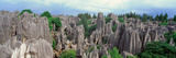 The Stone Forest Near Kunming, People's Republic of China Photographic Print by Panoramic Images