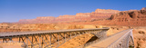 Bridge across the Colorado River, Lee's Ferry, Marble Canyon, Arizona Photographic Print by Panoramic Images