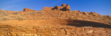 Ruins of 900 Year Old Hopi Village, Wupatki National Monument, Arizona Photographic Print by Panoramic Images