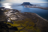 A View from Atop Mabel Island Photographic Print by Cory Richards
