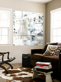Neutral Abstract II Wall Mural by Sarah Ogren