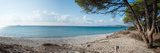 Palombaggia Beach in the Summer Morning, Corsica, France Photographic Print by Panoramic Images
