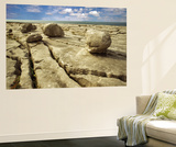 Boulders Wall Mural by Dennis Frates