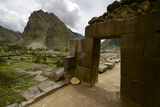 Ancient Pre-Columbian Inca Ruins Photographic Print by Jim Richardson
