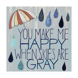 Rainy Day III Posters by Grace Popp