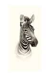 Safari Portrait I Print by Grace Popp