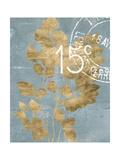 Postage Leaves I Prints by Jennifer Goldberger