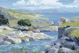 Coastal Inlet II Giclee Print by Julian Askins