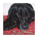 Dlynn's Dogs - Tallulah Posters by Dlynn Roll