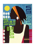 Virtuous Woman Premium Giclee Print by Varnette Honeywood