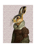 Madam Hare Posters by  Fab Funky