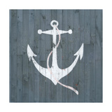 Nautical Plank IV Prints by Grace Popp