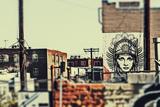 Honey Malek - Urban Tags III - Art Print