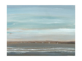 Distant Coast II Premium Giclee Print by Tim O'toole