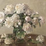 White Roses Giclee Print by Valeriy Chuikov