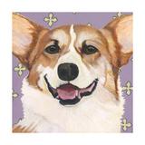 Dlynn's Dogs - Teddy Art by Dlynn Roll