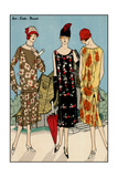 Vintage Couture I Prints by  Unknown