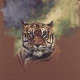 Tiger Giclee Print by Stan Kaminski
