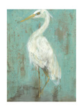 Seaspray Heron II Posters by Jennifer Goldberger