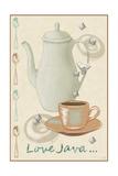 Love Java Prints by Jade Reynolds